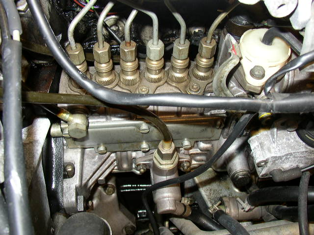 Leaky Fuel Injector O Rings