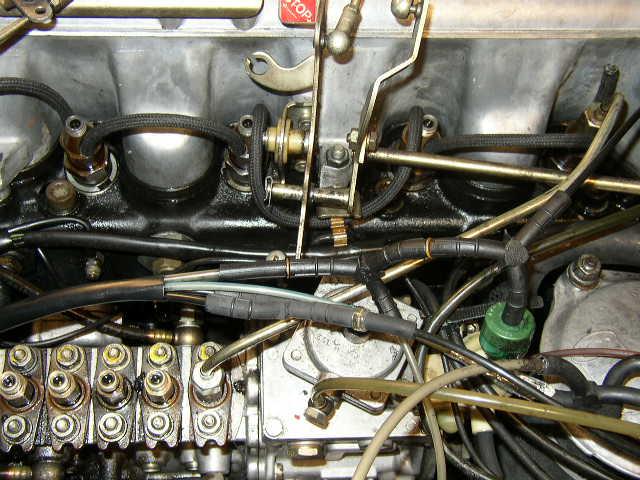 Biodiesel Safe Mercedes Diesel Return Lines OM617 OM616 240D 300D 300SD 300TD